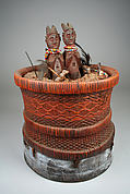 Divination Basket (Kitumba-Ngombo)