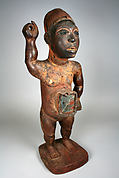 Power Figure: Male (Nkisi Nkondi)