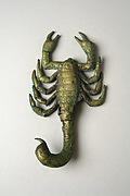 Scorpion Ornament