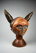 Headdress: Horned Head