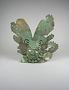 Mask with Headdress