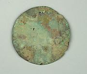 Round Plaque