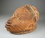 Helmet Mask (Egungun)