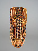 Masquerade Element: Leopard Head (Omama)