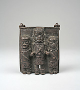 Pendant: Three Figures