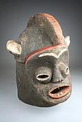 Helmet Mask: Zoomorphic