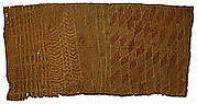Painted Barkcloth