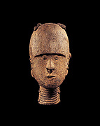 Memorial head of Afukwa