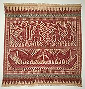 Ceremonial Textile (Tampan)