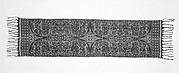 Ceremonial Textile (Geringsing Wayang Kebo)