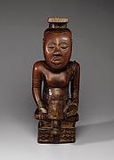 Ndop figure: Mbó Mbóósh, Mishé miShyááng máMbúl, or Kot áNce