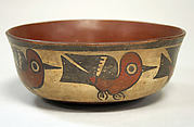 Bowl with Birds