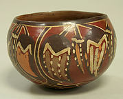 Bowl with Fruit Designs