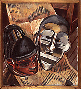 Negro Masks