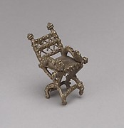 Gold Weight: Chair