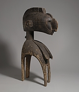 Headdress: Female Bust (<em>D'mba</em>)