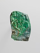 Pendant with Seated Lord