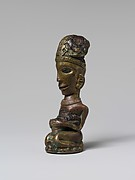 Finial from a Ritual Staff (Tungkot Malehat)