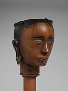 Puppet Head (Si Gale-gale)