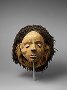Female Mask (Gambanda)