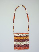 Bag with Shell Beads