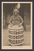 The oba of Benin [Eweka II, r. 1914-33]