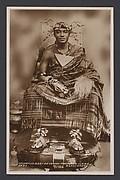 Asantehene Otumfuo Osei Agyeman Prempeh II [r. 1931-70]