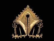 Ear Ornament or Pendant (Mamuli)