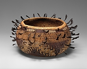 Feathered Basket