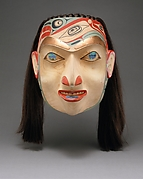 Noble Woman Mask