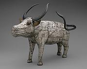 Buffalo figure