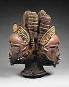 Headdress: Janus (Nkuambok)