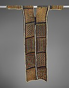 Embroidered Man's Tunic (Bororo)