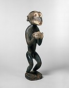 Monkey Figure for Mbra