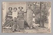 Ogooué Lambaréné—Young girls [Ogooué Lambaréné—Jeunes Filles]