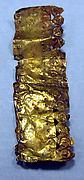 Gold Sheet Ornament