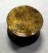 Hammered Silver Miniature Drum