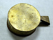 Hammered Silver Miniature Drum