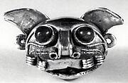 Feline-Head Pendant