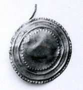 Disk ornament