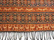 Man's Shoulder or Hip Cloth (Hinggi)