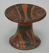 Pedestal Plate