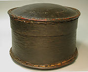 Lidded Container (Kepuk)