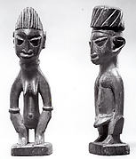 Ibeji Twin Figure