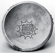 Incised Plate