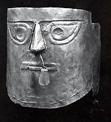 Gold Funerary Mask