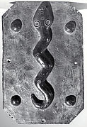 Plaque: Snake