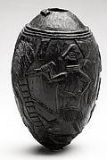 Coconut Shell Vessel
