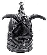 Sande Helmet Mask (?)