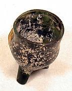 Stone Tripod Vessel